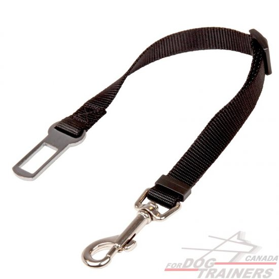 Nylon Seat Belt for Safe Dog Travelling in the Car