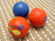 Rubber Ball for Active Dogs