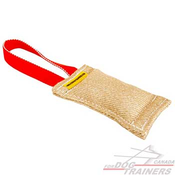Jute Bite Tug For Dog Training