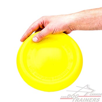 Dog Flying Disk for Overactive dogs