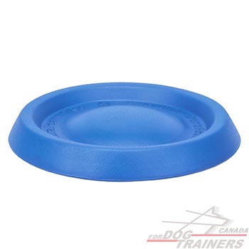 Super durable blue foam dog flying disk