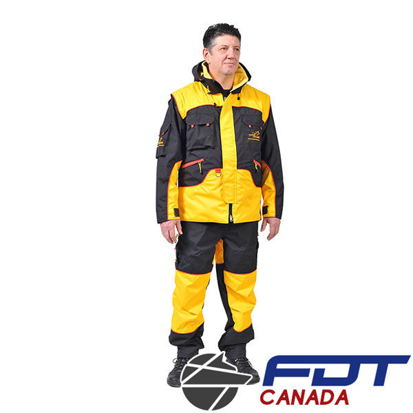 Professional Training Suit of Weatherproof Membrane Material